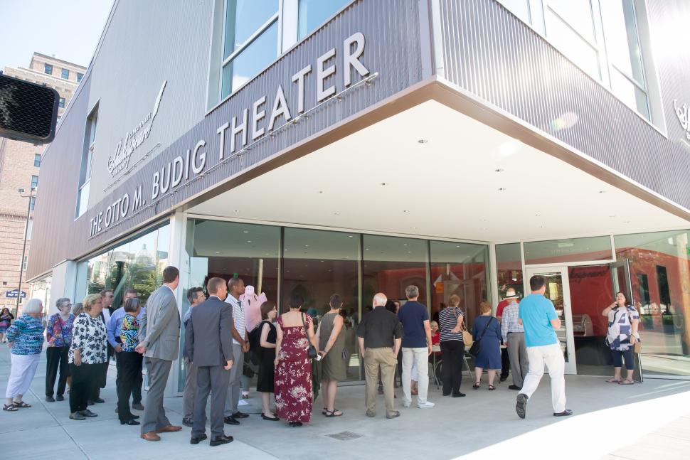 Otto M. Budig Theater (photo: Cincinnati Shakespeare Company)