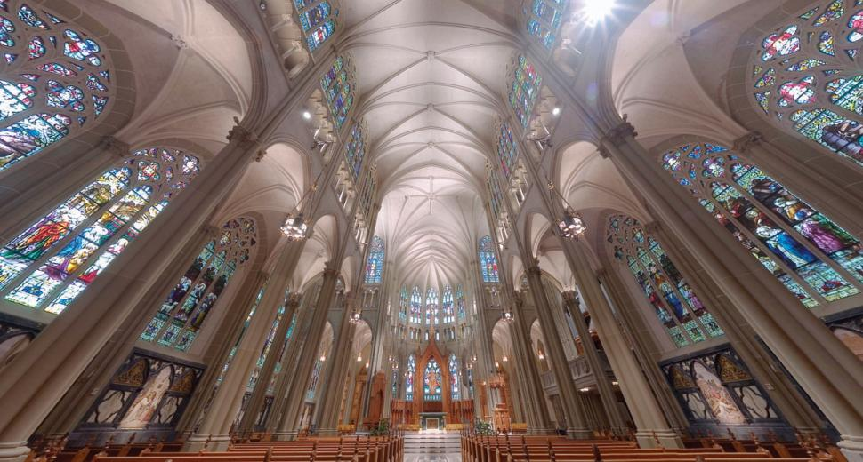 St. Mary's Cathedral of the Basilica