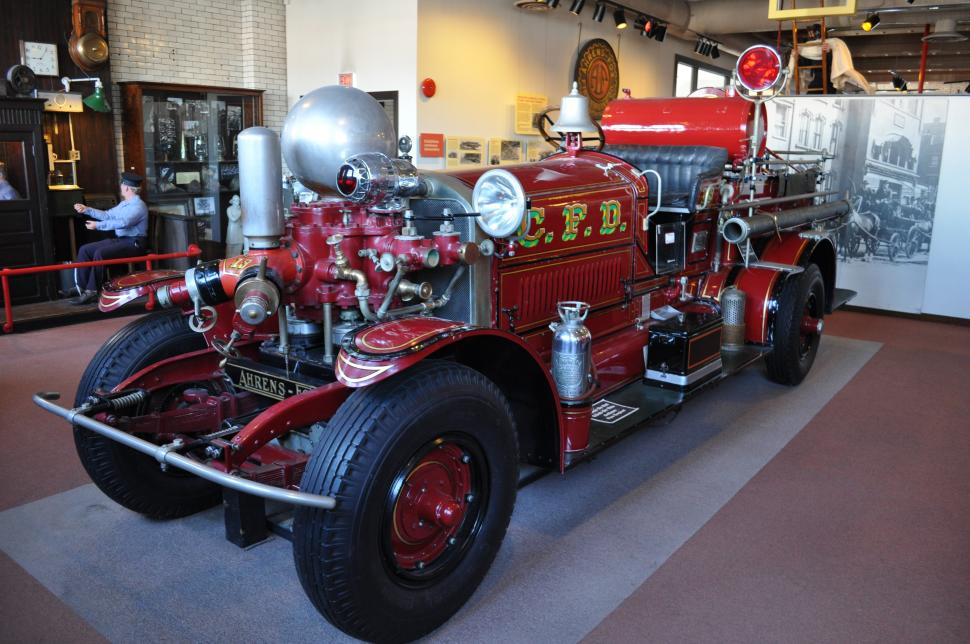 Cincinnati Fire Museum (photo: Cincinnati Fire Museum)
