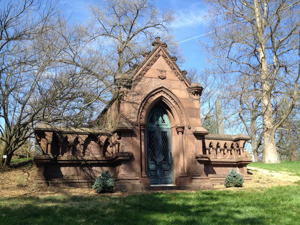 Spring Grove Cemetery and Arboretum (photo: CincinnatiUSA.com)