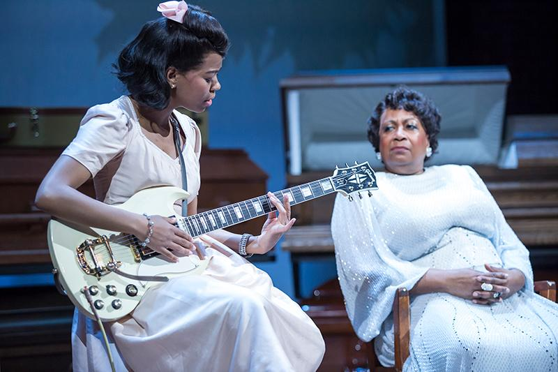 Marie and Rosetta, Cincinnati Playhouse in the Park (photo: Mikki Schaffner)