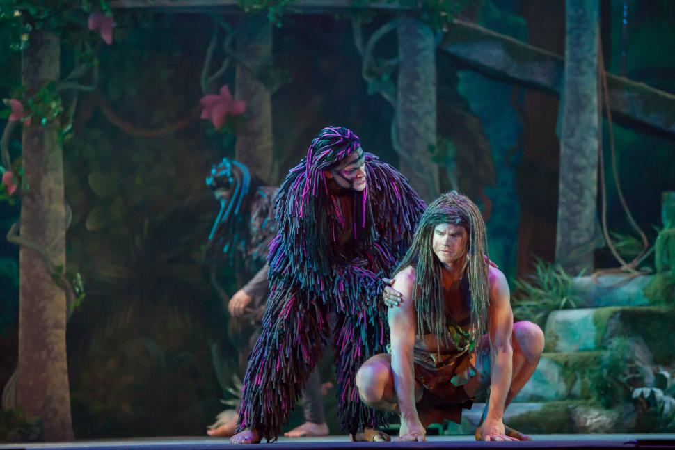 Tarzan, Children's Theatre of Cincinnati