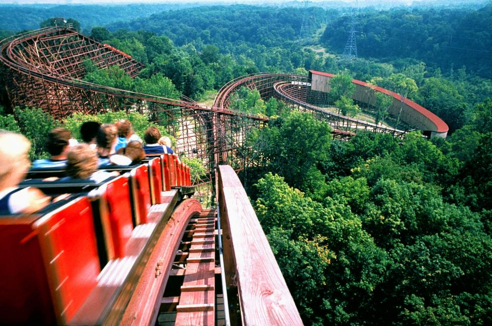 Kings Island - The Beast