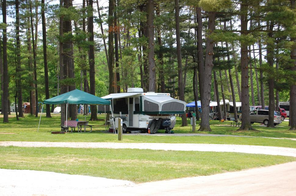 Camping near Cincinnati: Winton Woods Campground