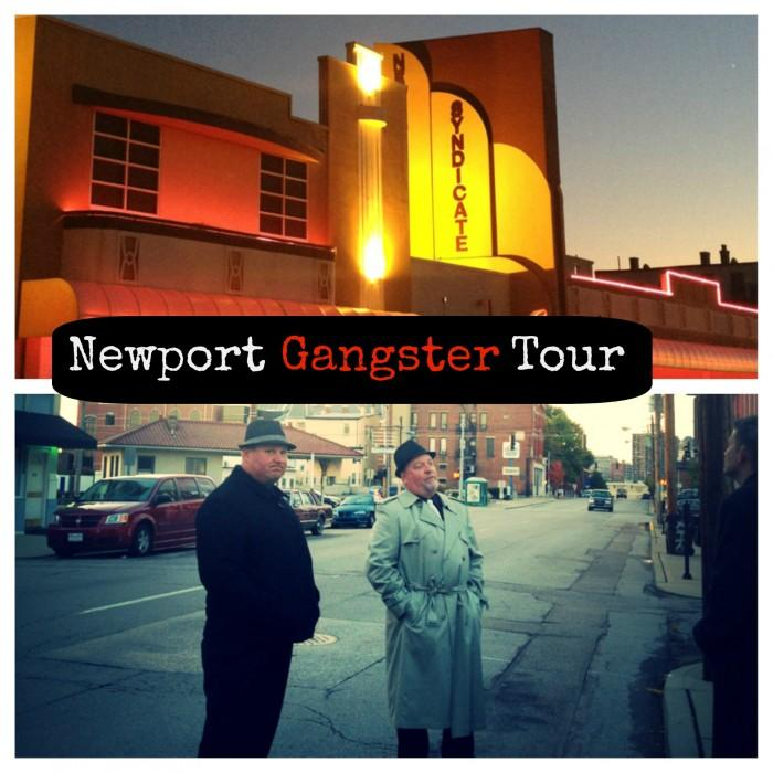 Newport Gangster Tour