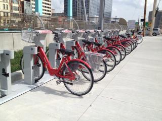 Cincy Red Bikes