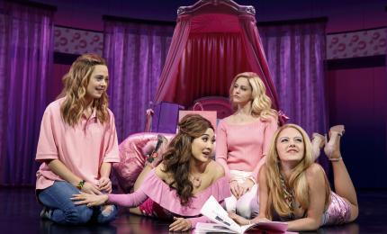 Mean Girls (Photo: Joan Marcus)
