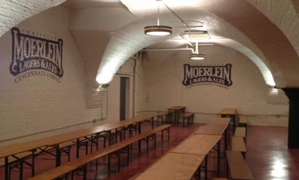 Christian Moerlein Brewing Company tap room