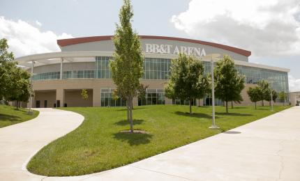 BB&T Arena (photo: Tim Sofranco)