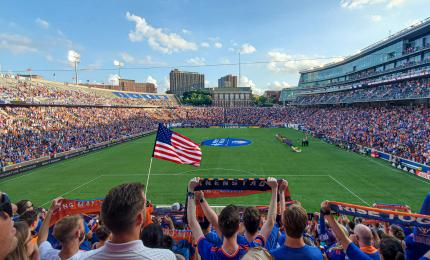 FC Cincinnati (photo: Abby Erwin)