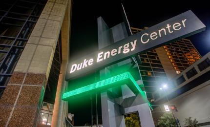 Duke Energy Convention Center (photo: Provided by Duke Energy Convention Center Managed by Global Spectrum)