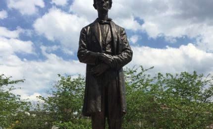 Lincoln at Lytle Park