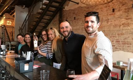 Wine and Dine(Photo: Riverside Food Tours)
