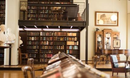 Mercantile Library (photo: Andy Houston)