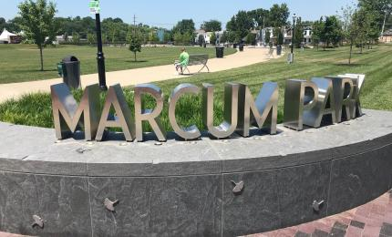 Marcum Park (photo: Hamilton Vision Commission)
