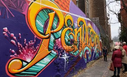 Bolivar Alley Murals (photo: CincinnatiUSA.com)