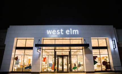 West Elm (photo: Dooley Social Studio)