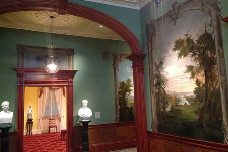 Taft Museum of Art (photo: Julie Niesen Gosdin)