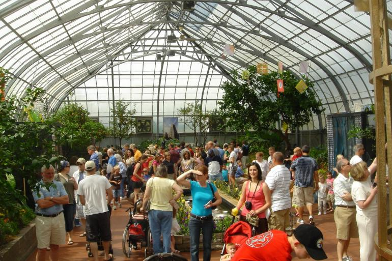 Crafts and Crafts at Krohn Conservatory Photo #0