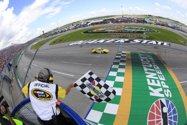 Monster Energy NASCAR Cup Series: Quaker State 400 Photo #0