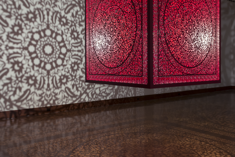 Anila Quayyum Agha: All The Flowers Are For Me Photo #0