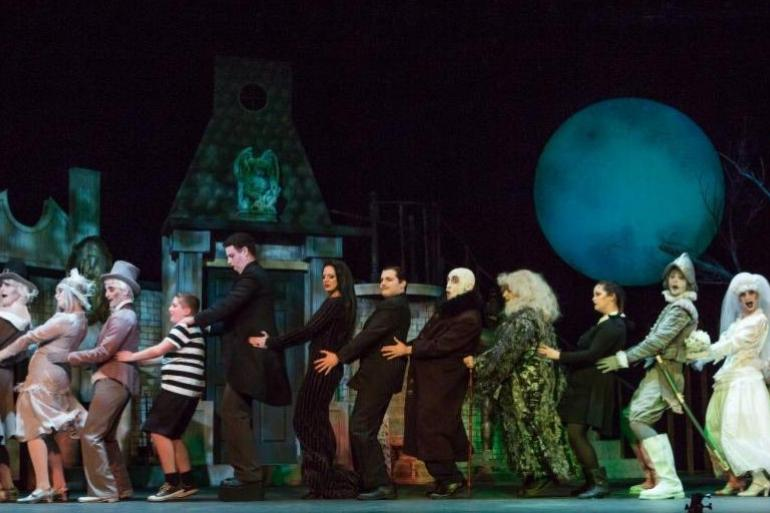 The Addams Family Photo #0