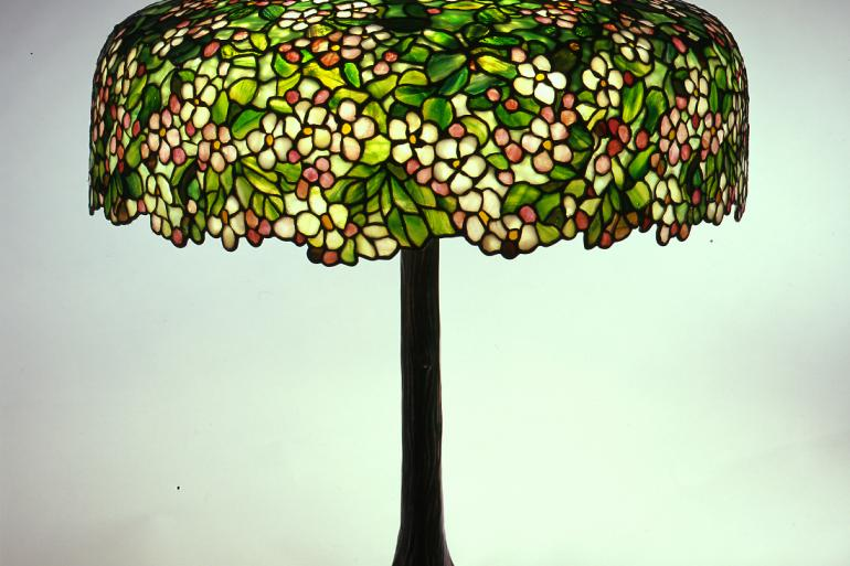 Tiffany Glass: Painting with Color and Light Photo #1