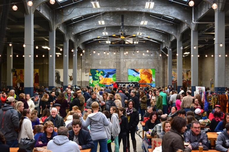 Art on Vine at Rhinegeist Photo #0