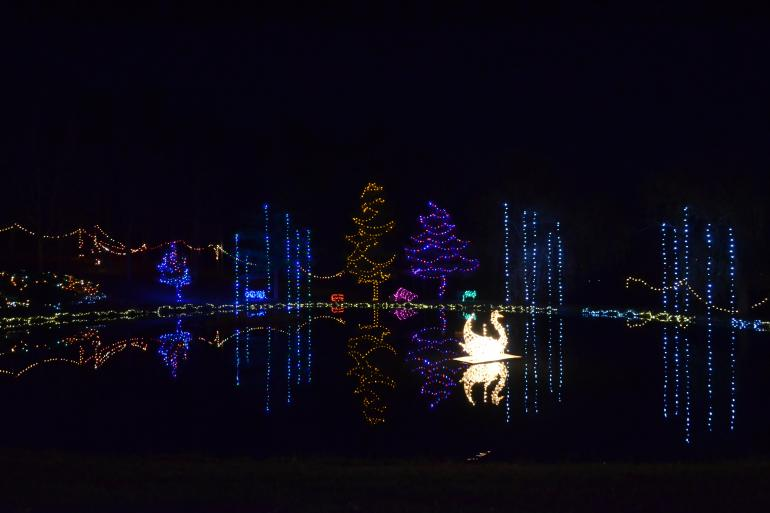 Holiday Lights on the Hill Photo #2