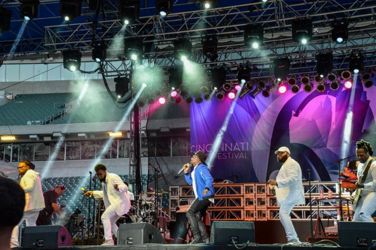 Cincinnati Music Festival presented by P&G Photo #12
