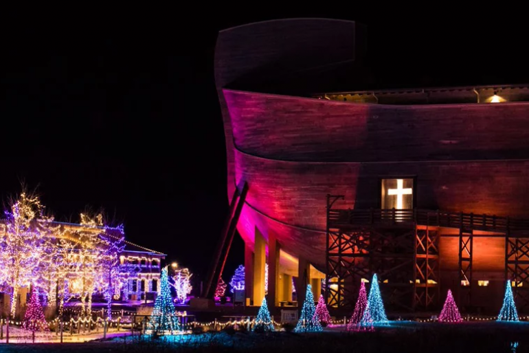 ChristmasTime at the Ark Photo #0