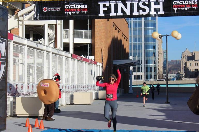 Cincinnati Cyclones Frozen 5K/10K Photo #2