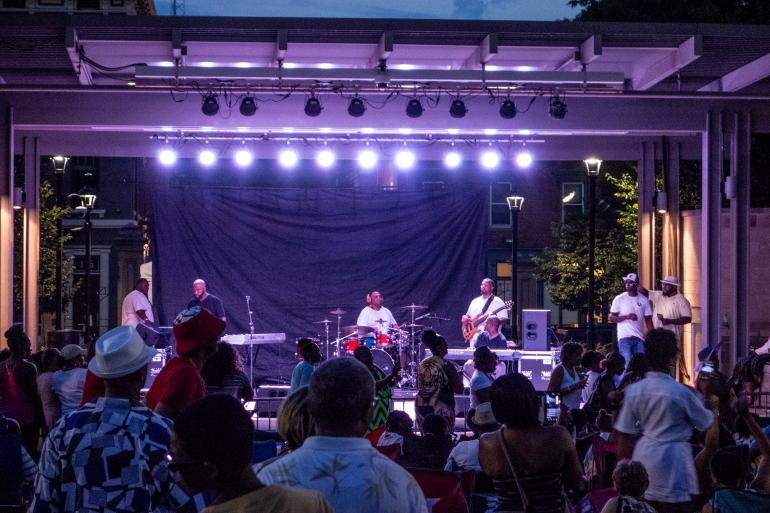 Jazz in the Park Photo #0
