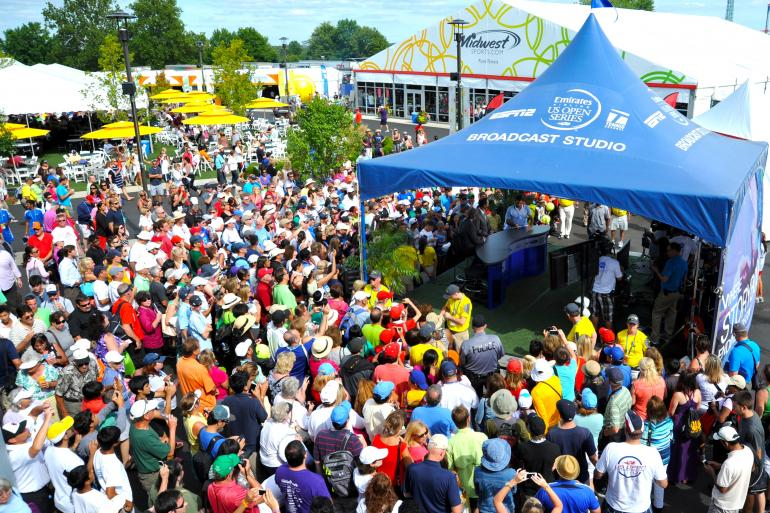 Western & Southern Open Photo #3