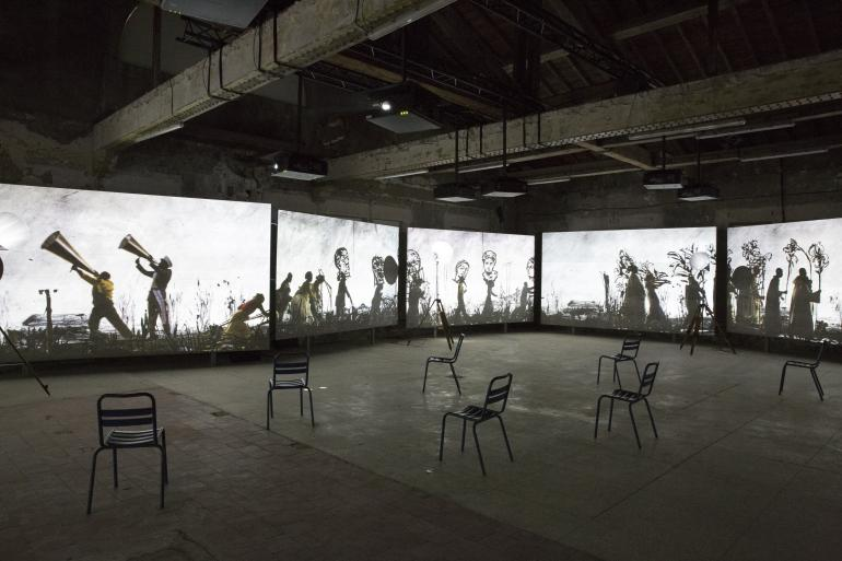 William Kentridge: More Sweetly Play the Dance Photo #0