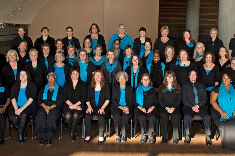 MUSE Cincinnati's Women's Choir presents Welcome Photo #0