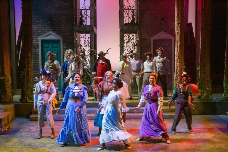 The Merry Wives of Windsor Photo #3