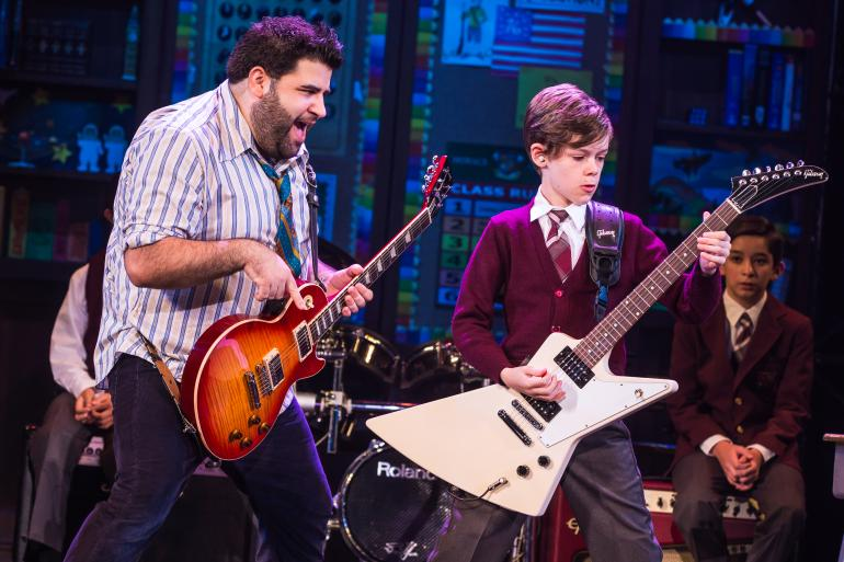 School of Rock:The Musical Photo #10