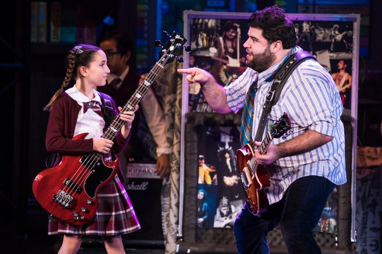 School of Rock:The Musical Photo #11