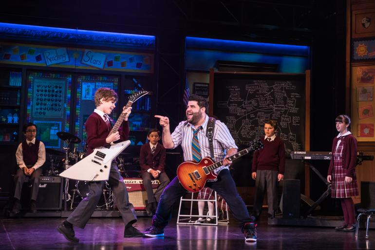 School of Rock:The Musical Photo #7