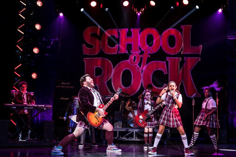 School of Rock:The Musical Photo #0
