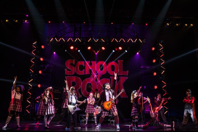 School of Rock:The Musical Photo #8