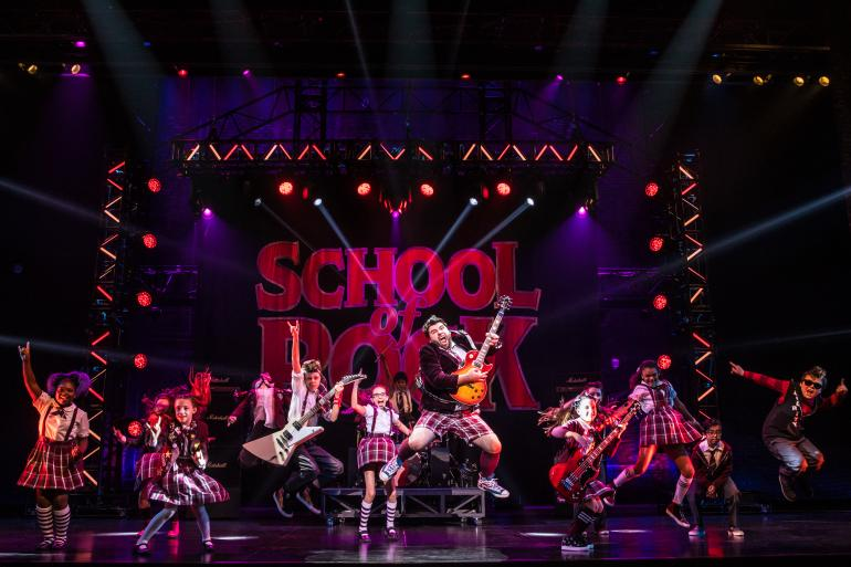 School of Rock:The Musical Photo #1