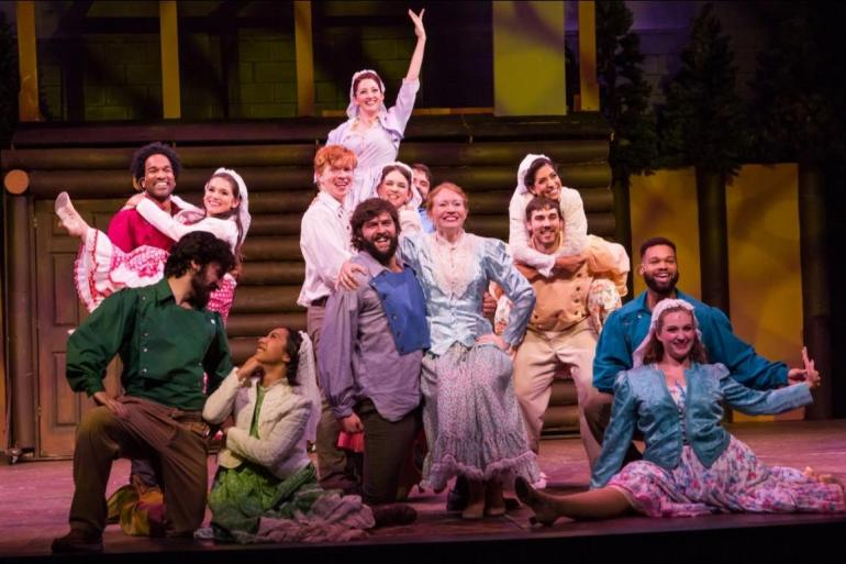Seven Brides for Seven Brothers Photo #0