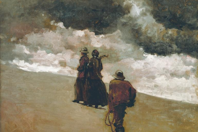 Winslow Homer to Georgia O'Keeffe: American Paintings from The Phillips Collection Photo #2