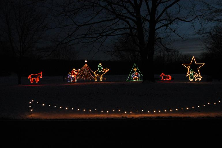 Holiday in Lights Photo #2
