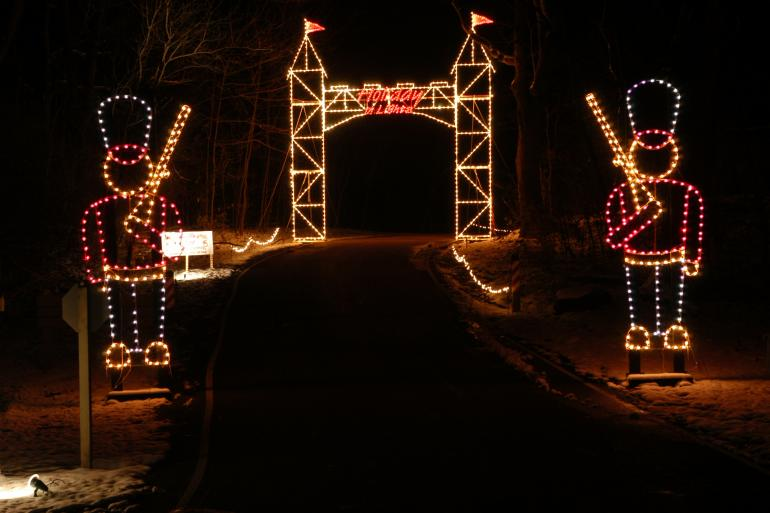 Walk and Wine at Holiday in Lights Photo #2