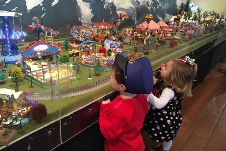 Holiday Toy Trains & Wahoo's Winter Wonderland Photo #2