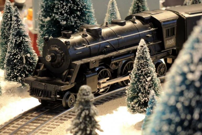 Holiday Toy Trains & Wahoo's Winter Wonderland Photo #1