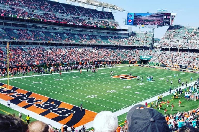 Cincinnati Bengals Football Photo #2